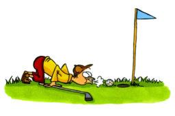 JOKE: The golfing gentlemen